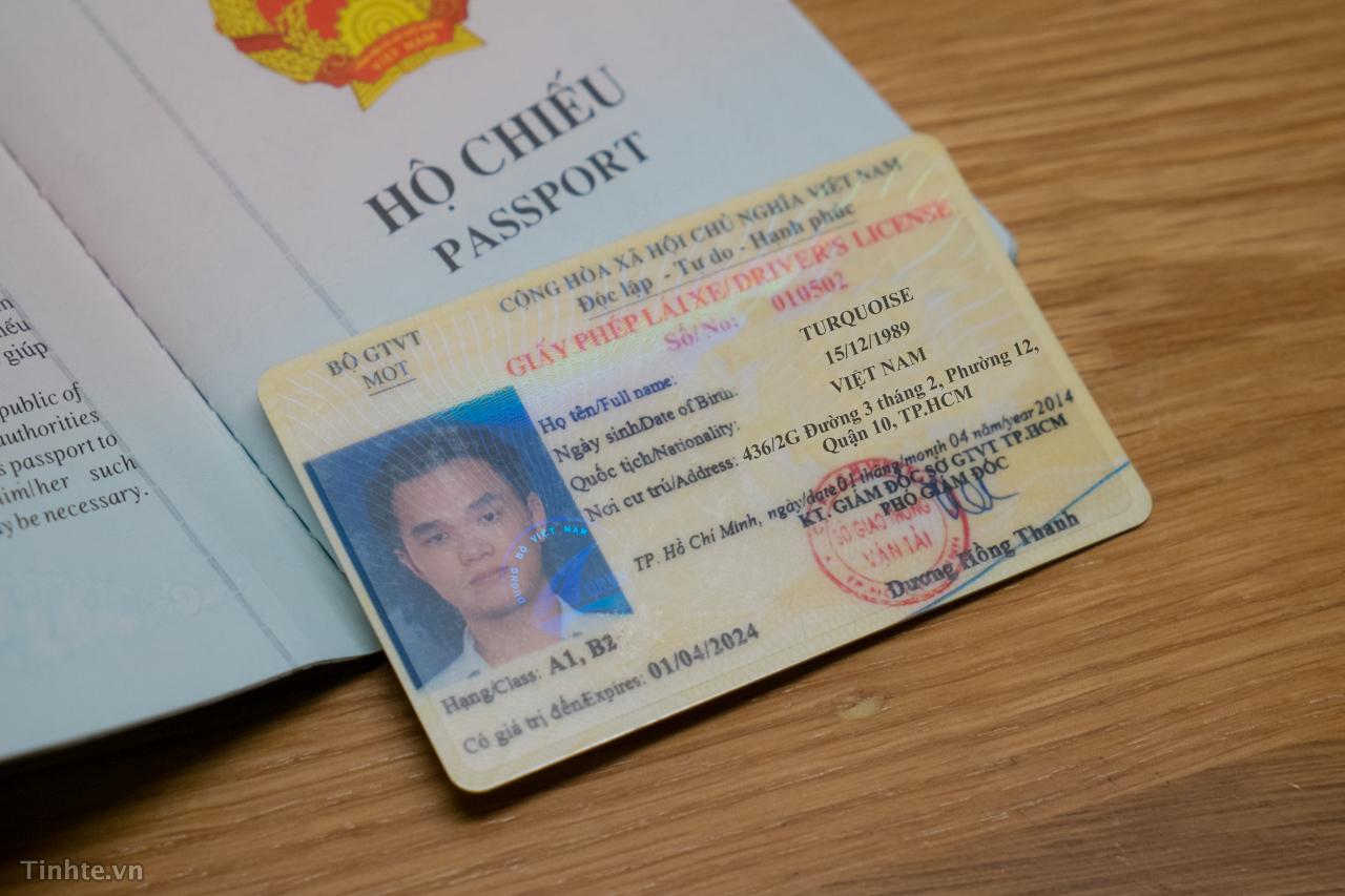 Hướng dẫn thủ tục đề nghị cấp Bằng lái xe quốc tế