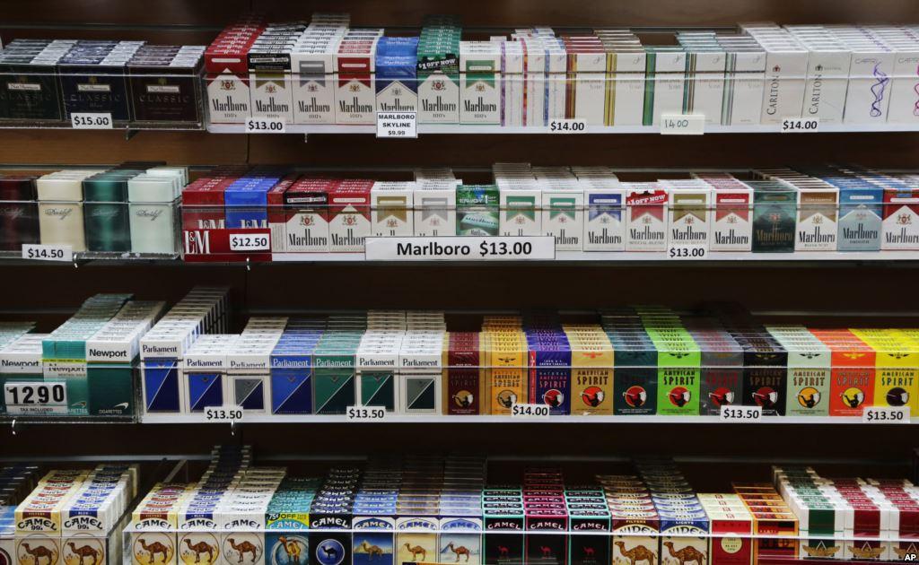 giấy bán lẻ thuốc lá bình dương