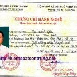 Dịch vụ xin cấp giấy chứng nhận bán buôn, bán lẻ thuốc bảo vệ thực vật tại các tỉnh Đồng Nai, Bình Dương, Bình Phước, thành phố Hồ Chí Minh.
